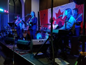 Don Sawchuk Album Release Concert with the Underdog Band